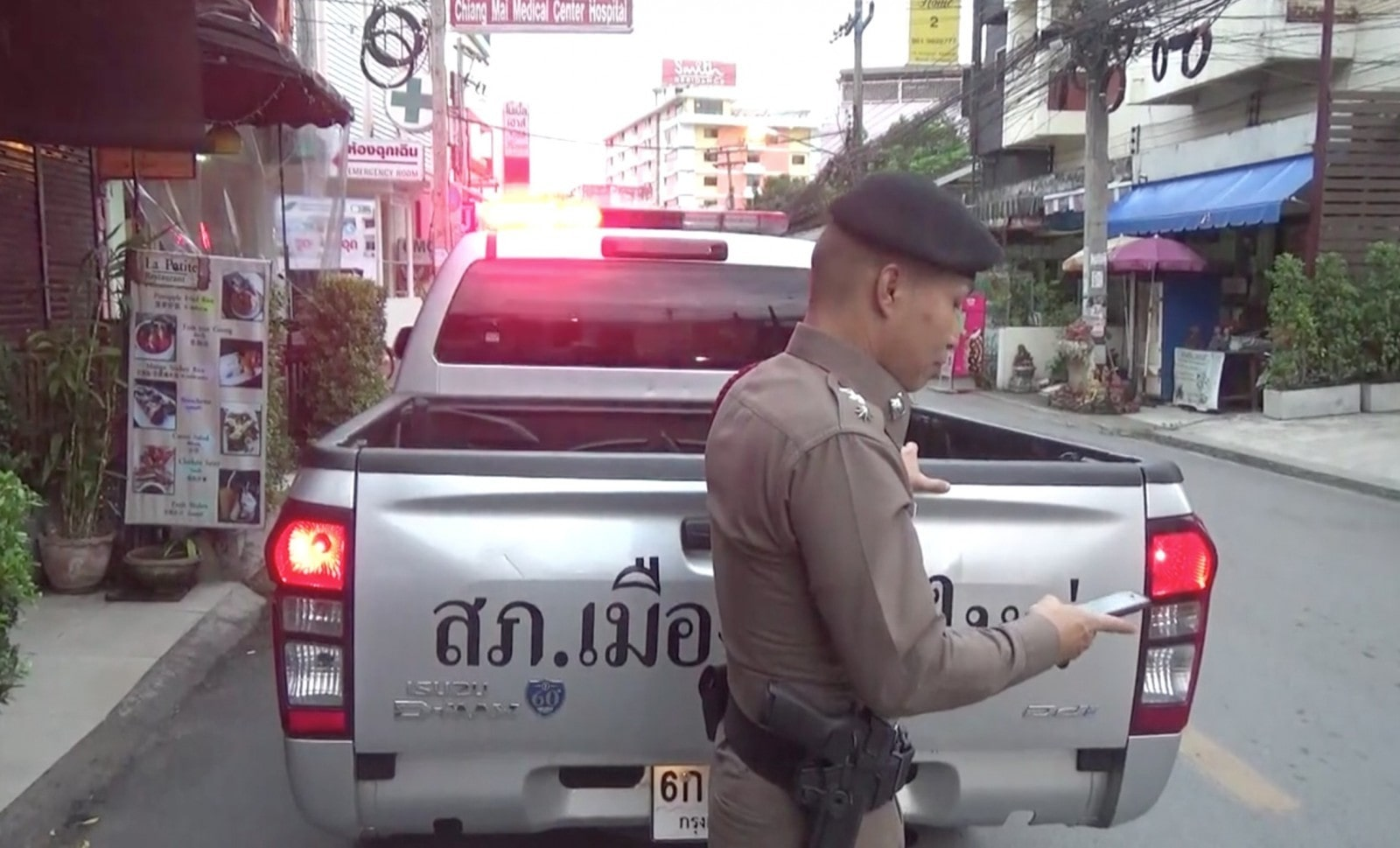 Gang violence flares up at a pub, ends up at hospital – Chiang Mai | The Thaiger