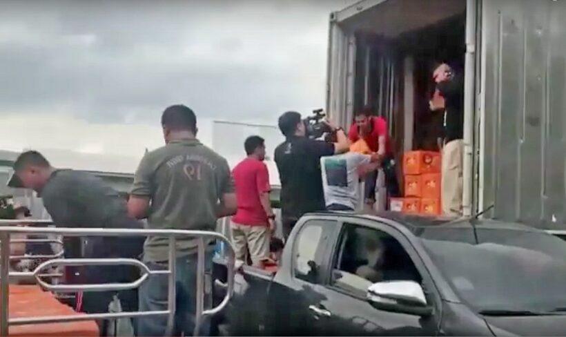 Nearly 15 million methamphetamine tablets seized in Ayutthaya | The Thaiger