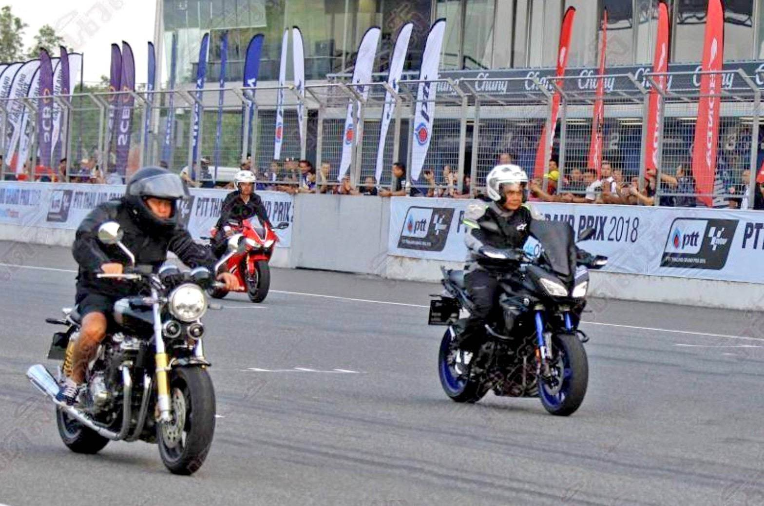 Separate tests, different licenses for big and small motorbike riders | The Thaiger