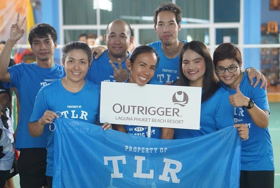 Hotel badminton teams raise funds for Phuket school | News by The Thaiger