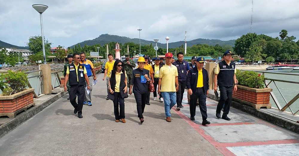 The Thai internal security command steps in to take over marine safety in Phuket | The Thaiger