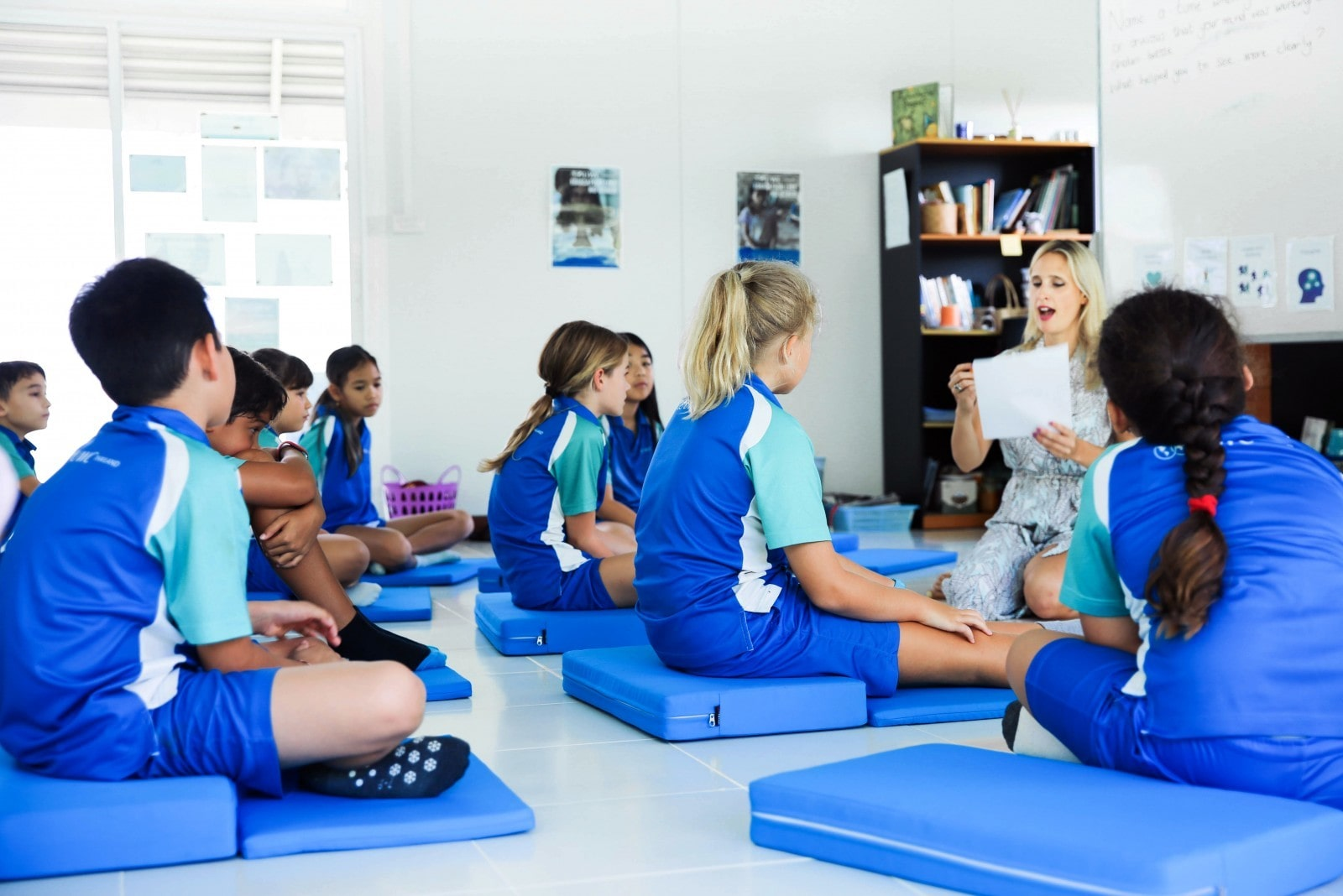 Phuket's first purpose-built school mindfulness centre opens at UWC Thailand   The Thaiger