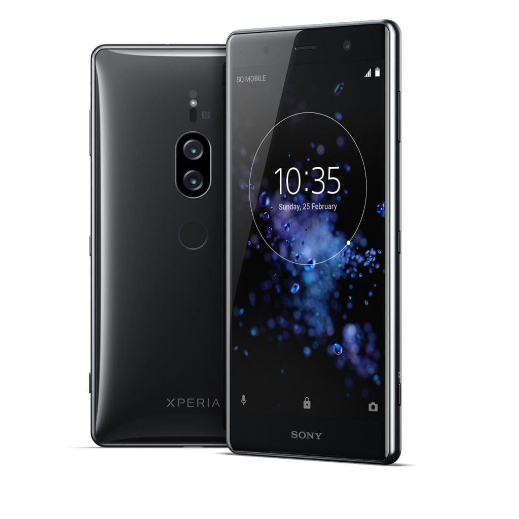 Sony's new Xperia XZ2 Premium with ultra-high sensitivity dual camera | News by The Thaiger