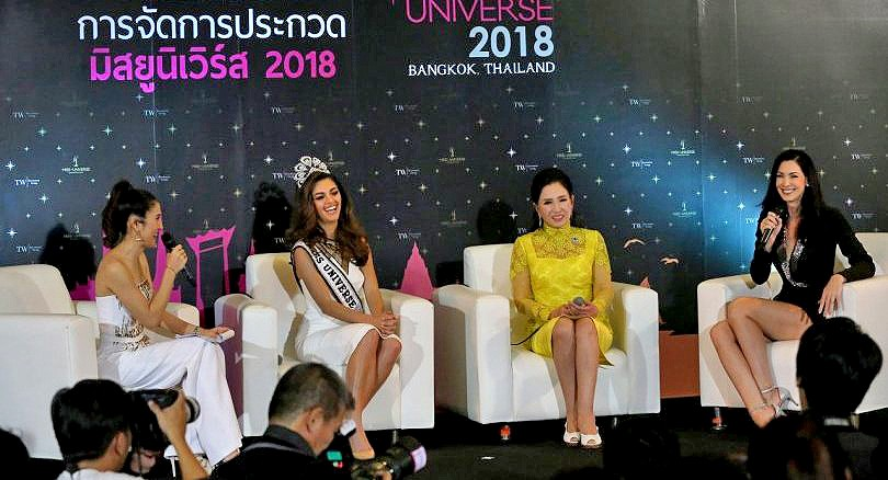 The Miss Universe pageant returns to Thailand this December | News by The Thaiger