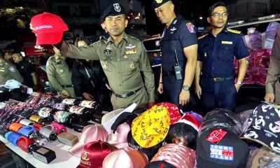 2,000 fake goods seized, 8 arrested in Chinatown raid | The Thaiger