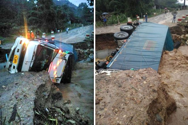 Nan, Chiang Mai and Chiang Rai report damage from current floods | The Thaiger