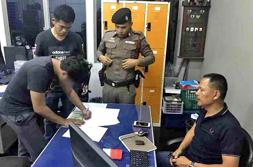 Malaysian tourist caught lying to Chiang Mai police   The Thaiger