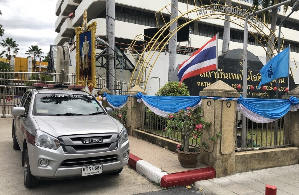 Institute closed for seven days as police break up student gang brawls in BKK | News by The Thaiger