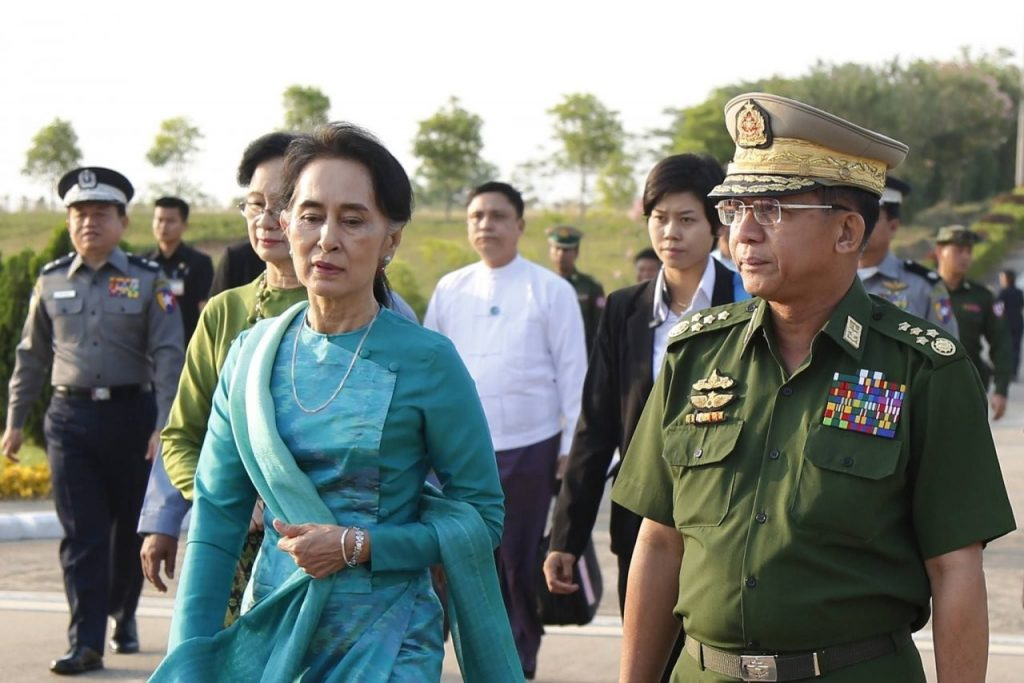 Myanmar rebukes UN over Rhakine genocide report | News by The Thaiger