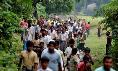 Myanmar rebukes UN over Rhakine genocide report | The Thaiger