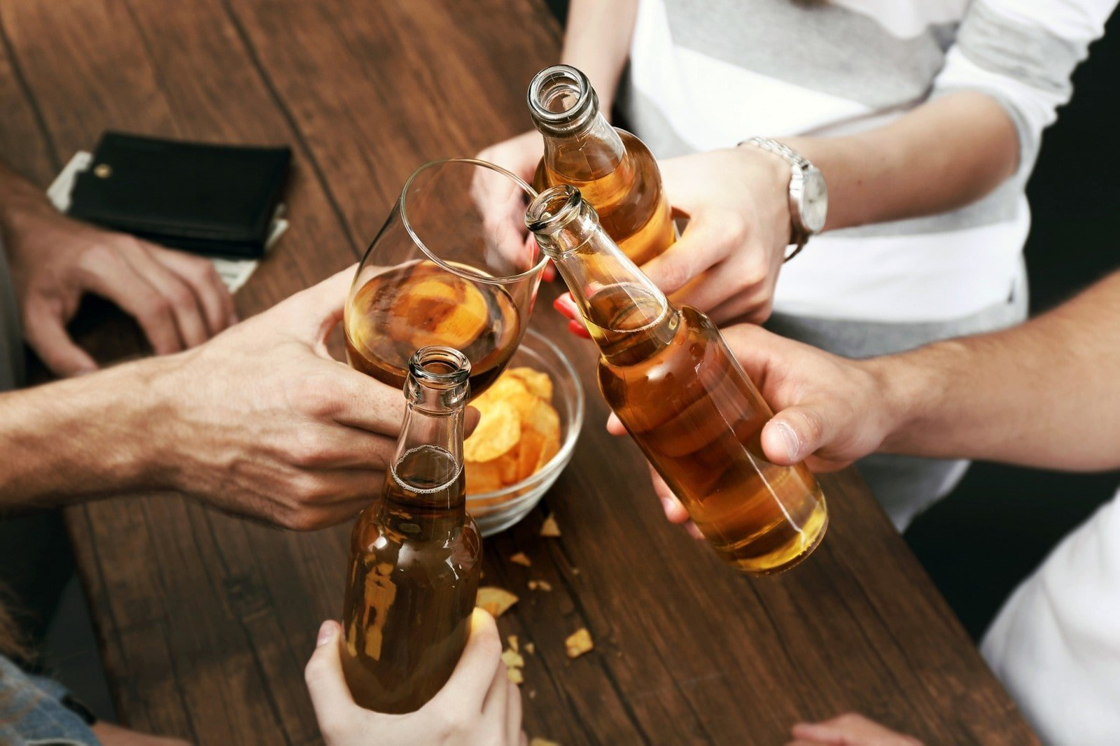 """""""There is no safe level of alcohol use"""" – The Lancet 