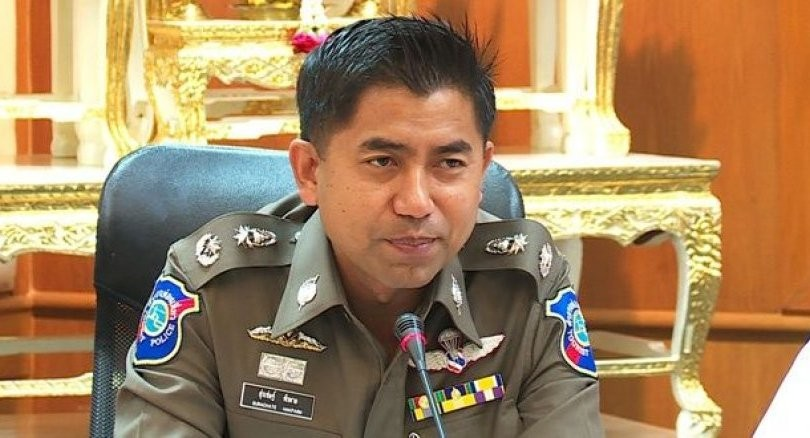 Deputy Tourist Police chief is now Prawit's assistant spokesman   The Thaiger
