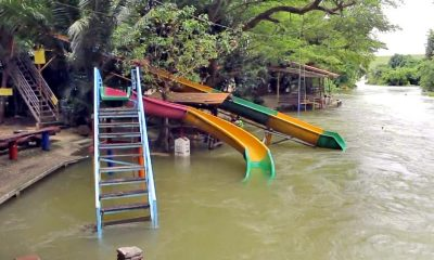Phetchaburi dams poised to overflow today   The Thaiger