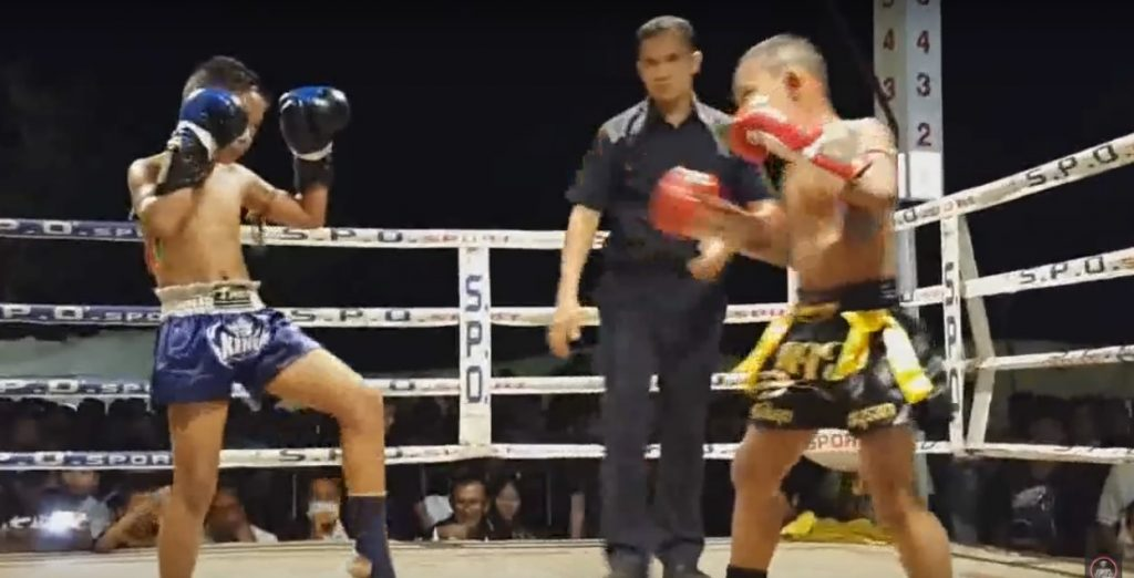 Young Muay Thai fighters exposed to irrepairable brain damage | News by The Thaiger