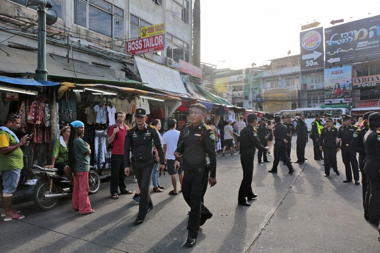 Tourists give a thumbs-down to the 'new' Khao San Road | The Thaiger