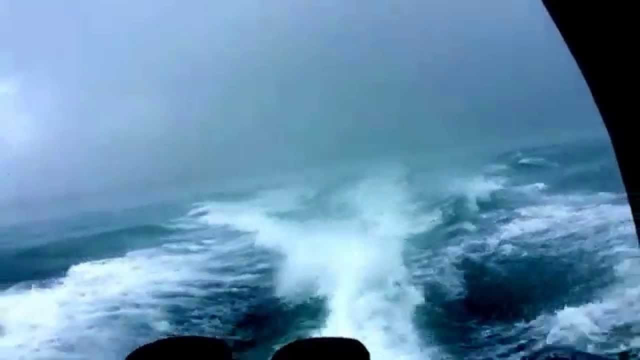 Warning out for Samui ferry as waves reach 3 metres in Gulf of Thailand | The Thaiger