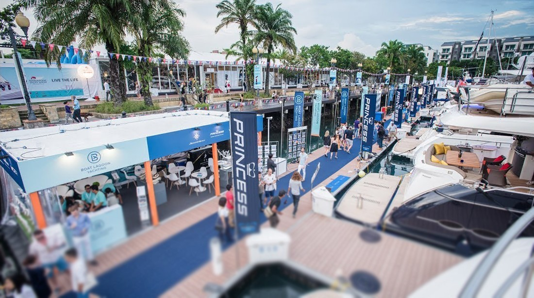 Phuket boat show rumbles – a new show announced | The Thaiger