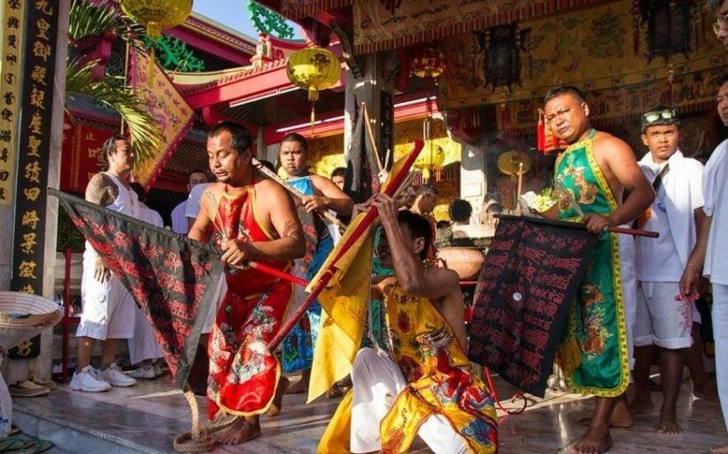 Phuket Vegetarian Festival dates announced | News by Thaiger