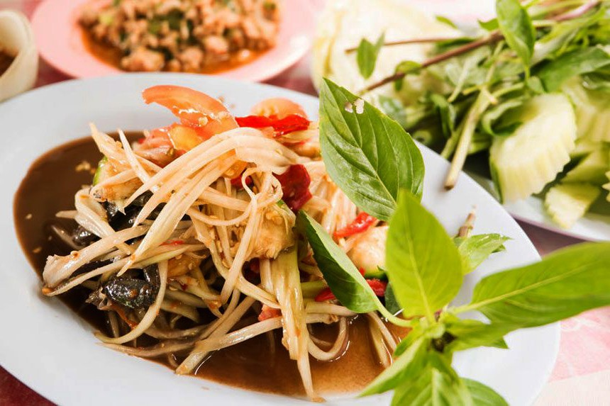 Somtam scores number 5 in the world's top 500 Lonely Planet Eatlist | The Thaiger
