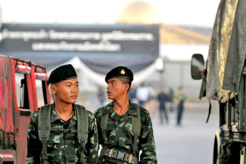 PM says mandatory conscription still required in Thailand | News by The Thaiger
