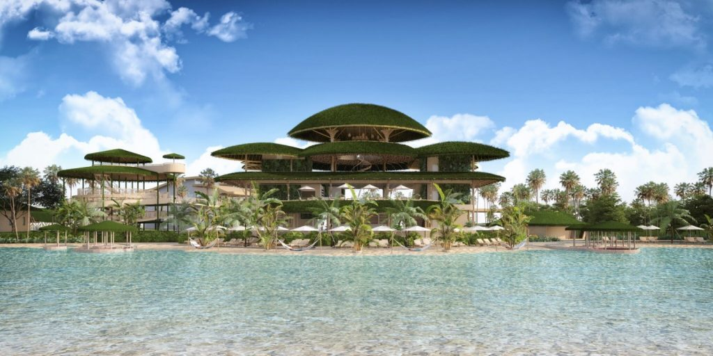 The new Blue Tree waterpark and entertainment precinct unveiled | News by The Thaiger