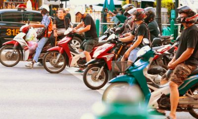 50,000 baht fine and 3 months jail for driving without a license – transport law upgrades | The Thaiger
