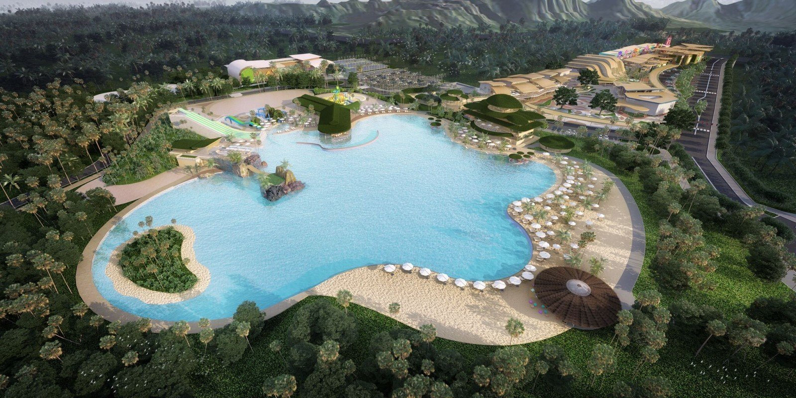 Blue Tree Phuket, a world-class HUGE waterpark | The Thaiger