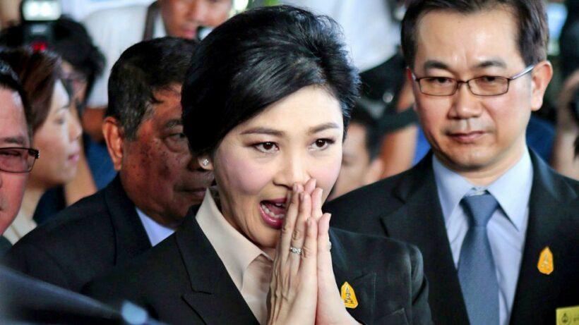 "Yingluck flies to Dubai – ""Dubai flight was pre-planned"" | The Thaiger"