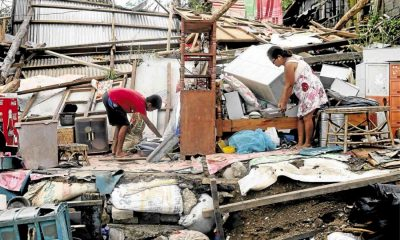 Death toll rises in the wake of Mangkhut in northern Philippines | The Thaiger