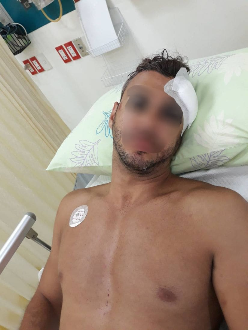 Israeli tourist injured after attack by Krabi man | The Thaiger