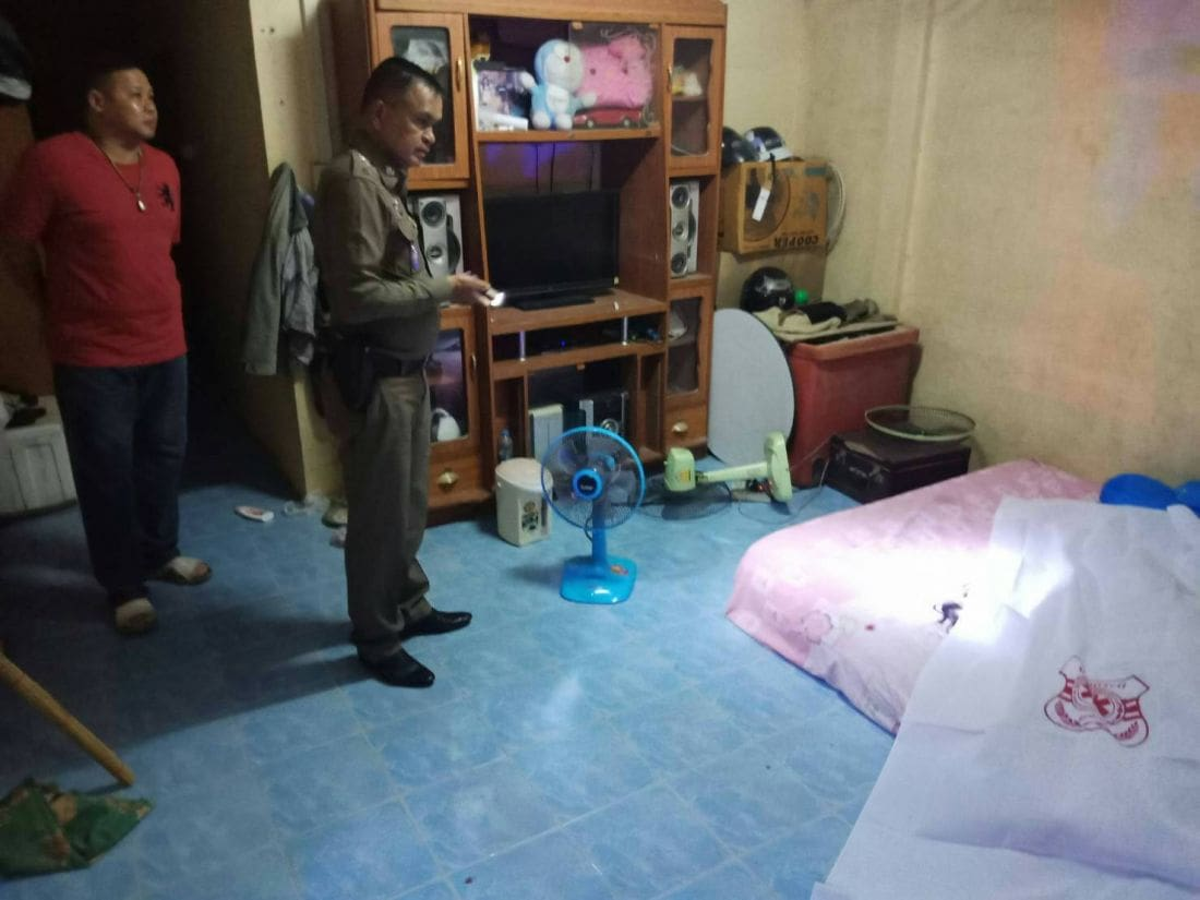 Husband almost beheads wife in Krabi | The Thaiger