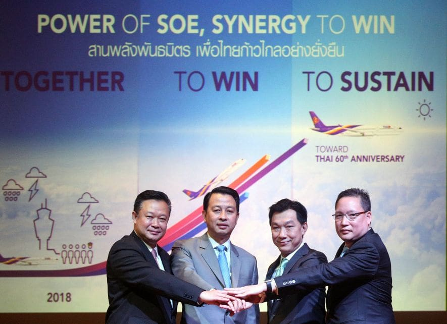 Thai Airways plans to buy 23 new aircraft to reverse hemorrhaging bottomline | News by The Thaiger