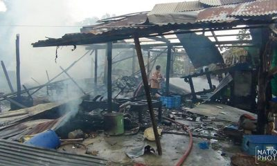Fireworks factory explodes in Chachoengsao | The Thaiger