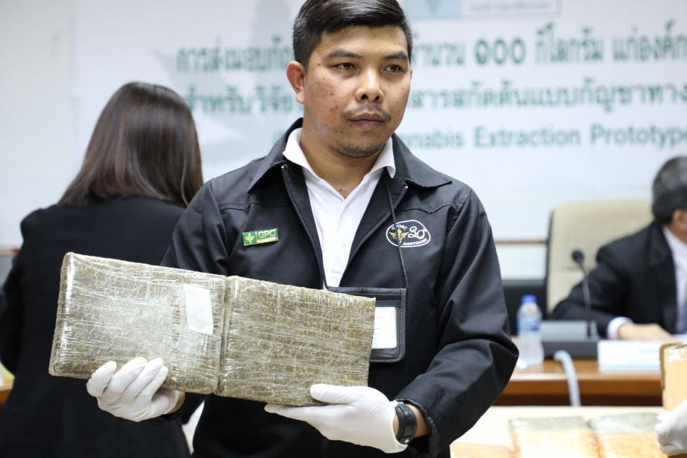 Medicinal marijuana by next year in Thailand | News by The Thaiger