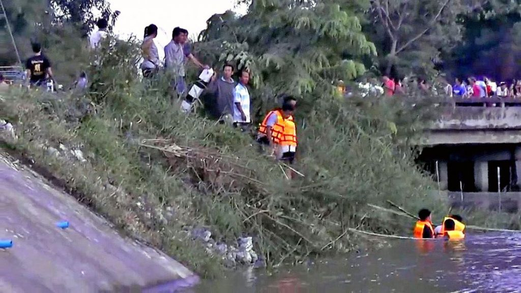 Two teenagers drown trying to save school friend   News by The Thaiger