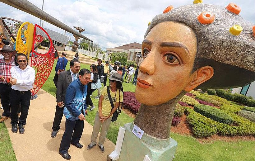 'Thailand Biennale 2018' international art festival in Krabi | News by The Thaiger