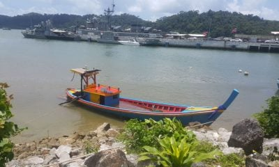 Body found floating off Phang Nga | The Thaiger