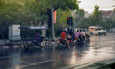 Storms and strong winds hit Chiang Mai | Thaiger