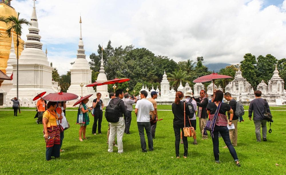 Chiang Mai bids for listing as a World Heritage Site | News by The Thaiger