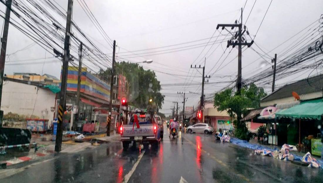 Phuket Governor warns of rain and traffic jams | The Thaiger