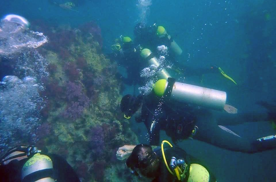 Divers invited to join International Coastal Cleanup Day on September 15   The Thaiger