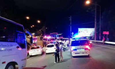 67 year old Belgian killed in Patong hill accident | The Thaiger