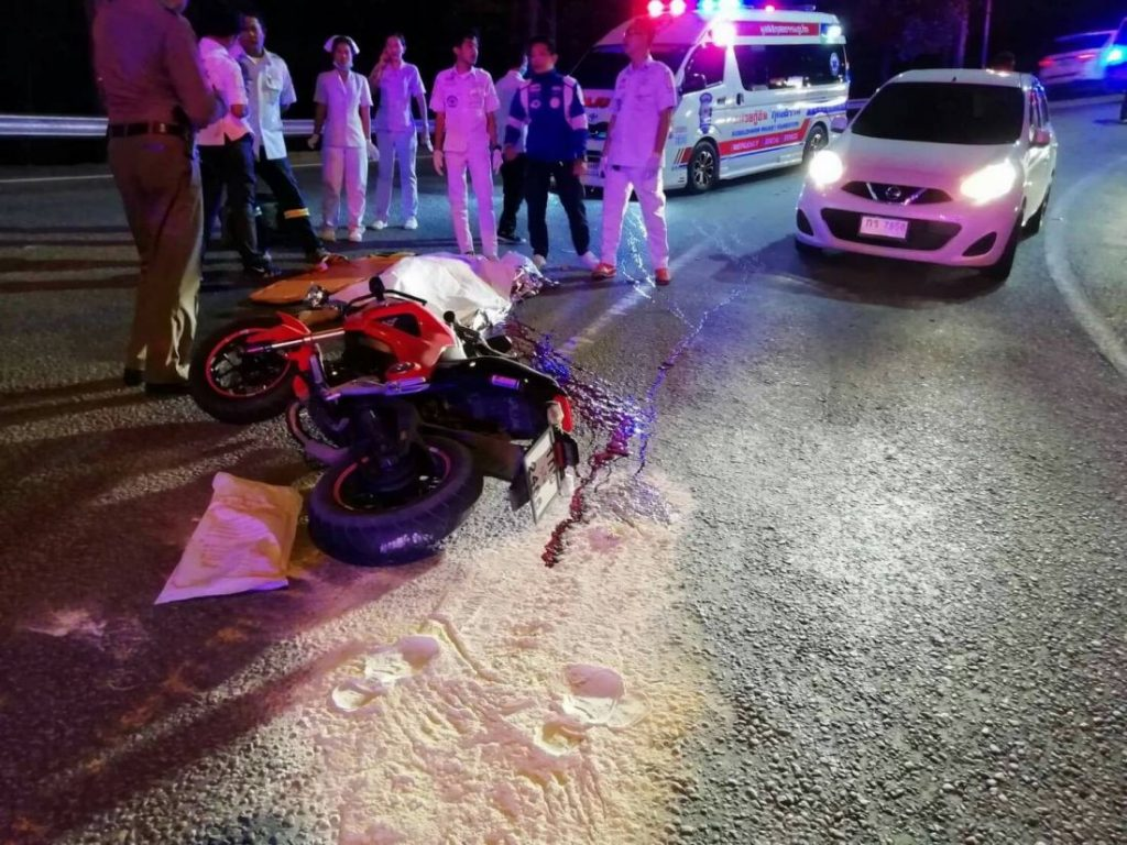 67 year old Belgian killed in Patong hill accident | News by The Thaiger