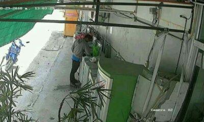 Phuket underwear thief caught on CCTV – VIDEO   The Thaiger
