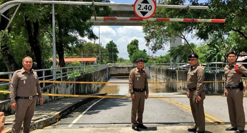 Woman drowns in underpass nearby her home   News by The Thaiger