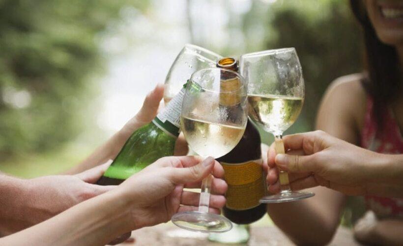 Alcohol – no safe level for consumption. 'Lancet' report. | The Thaiger