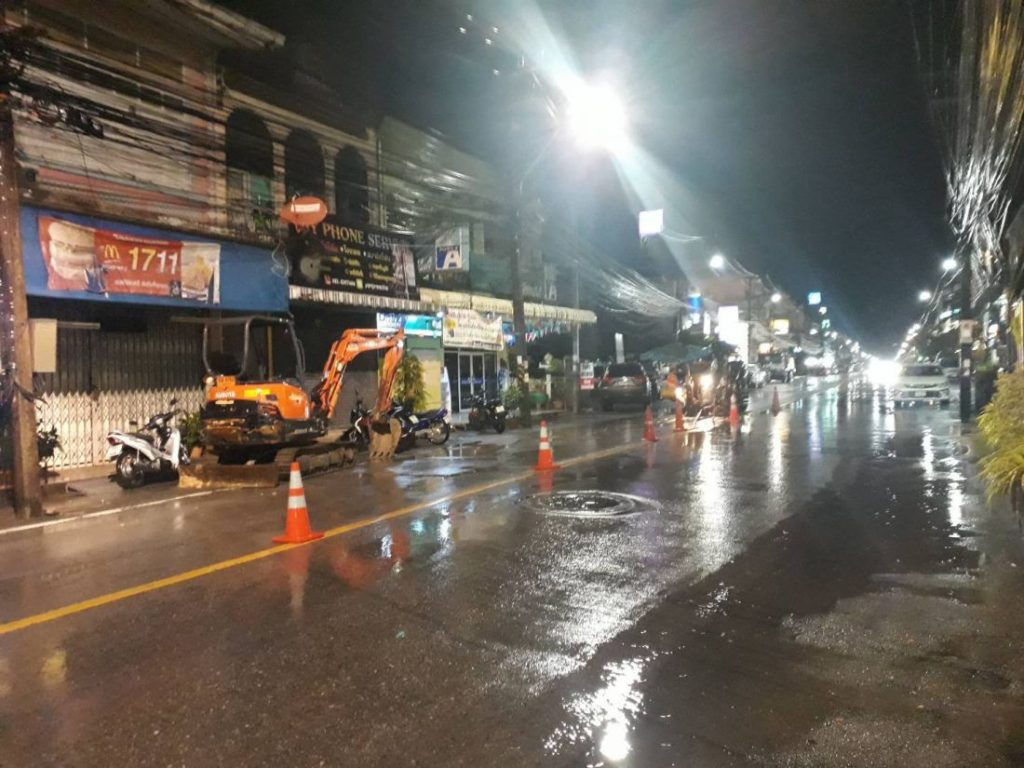 Phase 3 funds for Phuket's underground cable project requested | News by The Thaiger