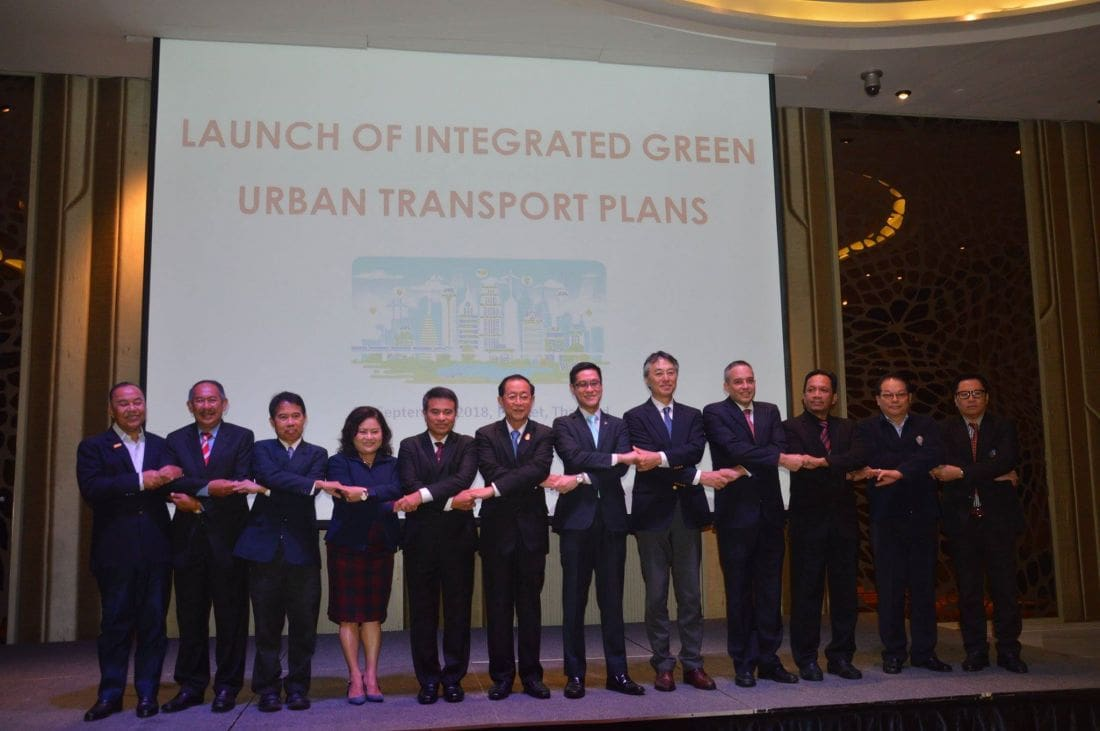 Launch of Integrated Green Urban Transport Plan for Phuket and southern islands   The Thaiger