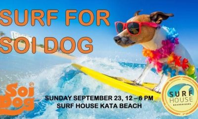 Surf for Soi Dog at SurfHouse Phuket | The Thaiger