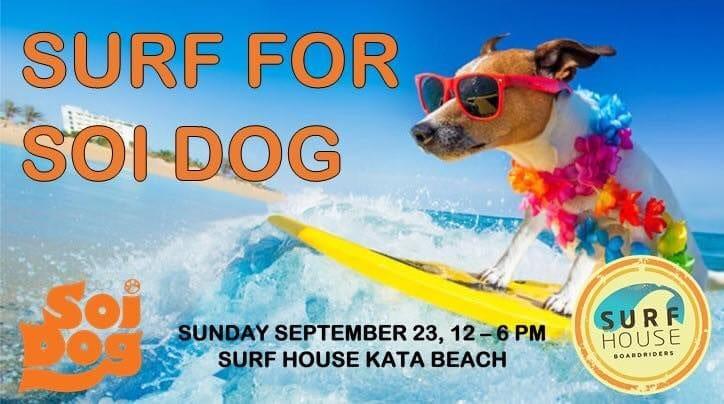 Surf for Soi Dog at SurfHouse Phuket | The Thaiger